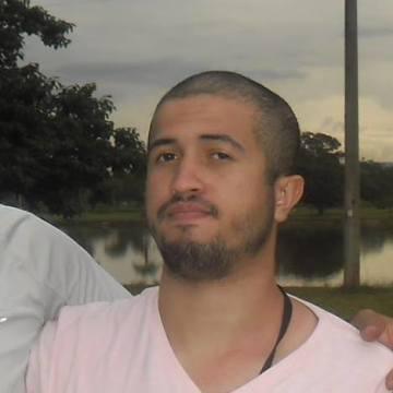 Marcelo Marques, 27, Rio de Janeiro, Brazil