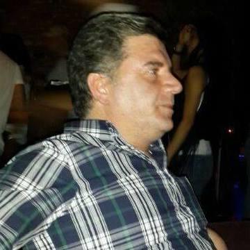 Eray, 46, Istanbul, Turkey