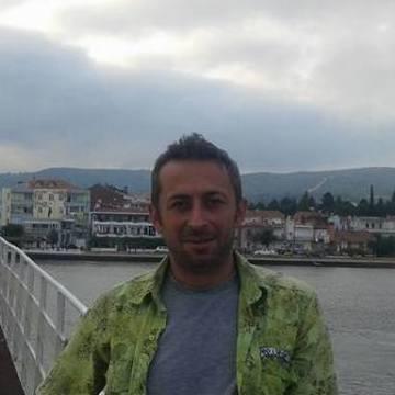 Eren Akyüz, 38,