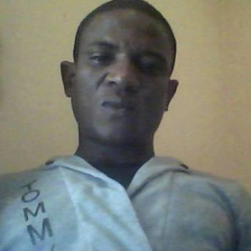 Kenneth, 37, Dakar, Senegal