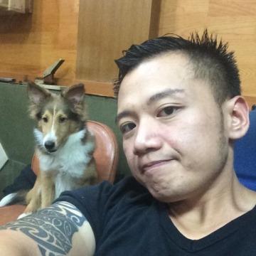 Erick , 28, Jakarta, Indonesia