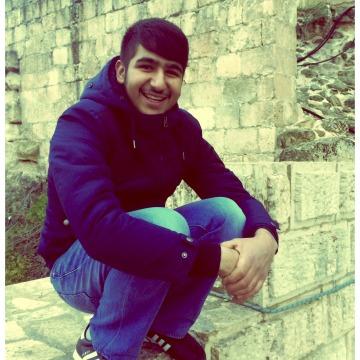 Fikri , 22, Istanbul, Turkey