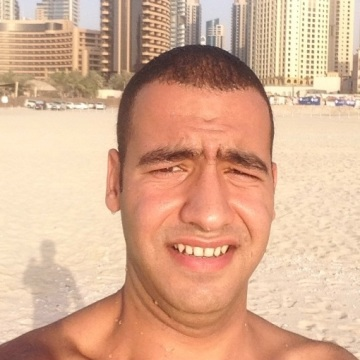 Omar, 29, Dubai, United Arab Emirates