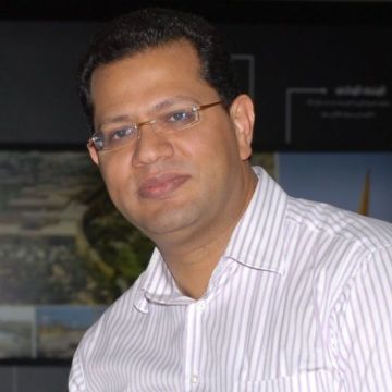 Saeed, 40, Cairo, Egypt