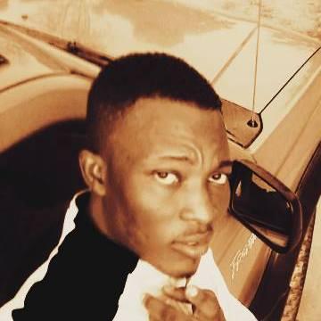 Samson Blackee, 26, Akure, Nigeria