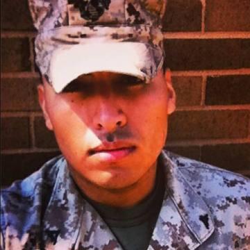 Lex Herrera, 28, Fairfax, United States