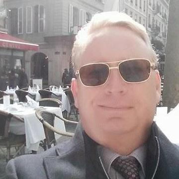 Eric Dorlas, 49, Geneva, Switzerland