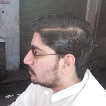 Zaid Butt, 23, Gujranwala, Pakistan