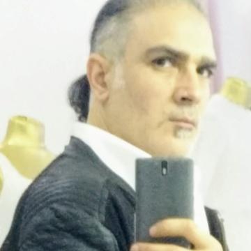 Selcuk Tatar, 39, Istanbul, Turkey