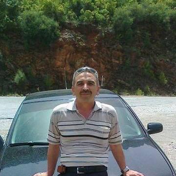 Sıtkı Bozdağ, 45, Konya, Turkey
