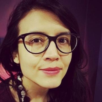 Diana Ramírez, 33, Bogota, Colombia