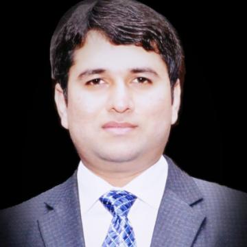 Muhammad Tahir Nizami, 30, Dubai, United Arab Emirates
