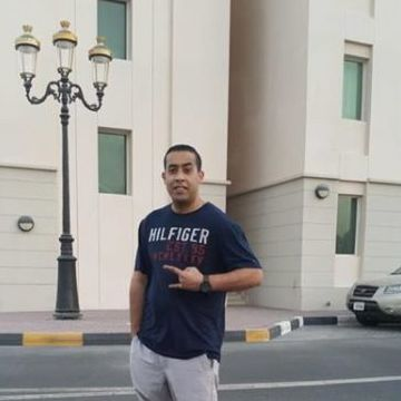 Mahmoud Senada, 30, Ajman, United Arab Emirates