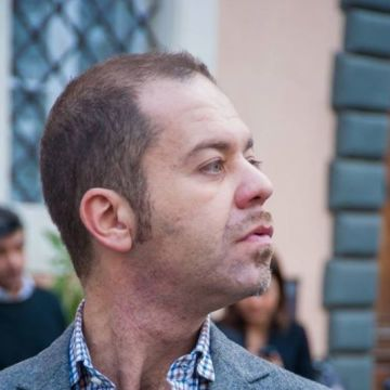 Achille Cristiano, 44, Rome, Italy