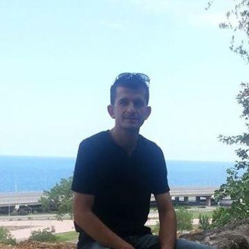 Gökhan Arslan, 32, Istanbul, Turkey
