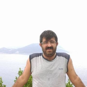 Ahmet Yağmurlu, 40, Gaziantep, Turkey