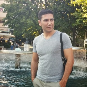 Murat Topcu, 35, Istanbul, Turkey