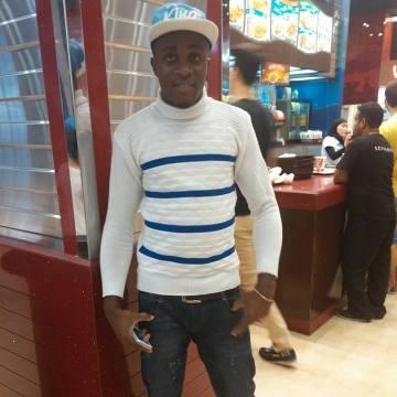 fedrick, 30, Dubai, United Arab Emirates