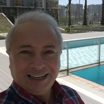 Hayder Wahab, 58, Izmir, Turkey
