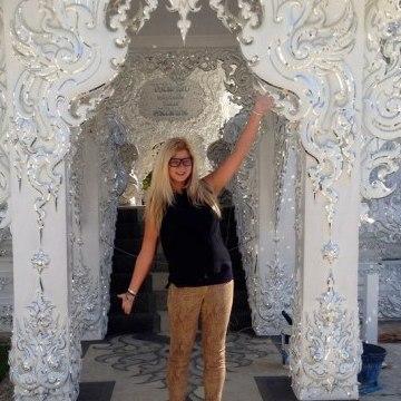 Alina Lysenko, 25, Phu Khiao, Thailand