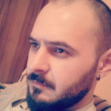 Mustafa Kızgın, 30, Istanbul, Turkey