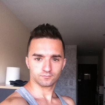 Enrique Ramos, 35, Palma, Spain