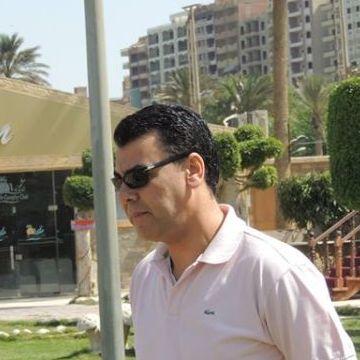 Mahmoud Shama, 40, Cairo, Egypt
