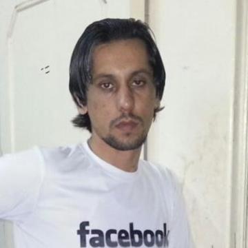 Nasir Naneey, 27, Dubai, United Arab Emirates