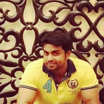 Suresh Nair, 29, Dubai, United Arab Emirates