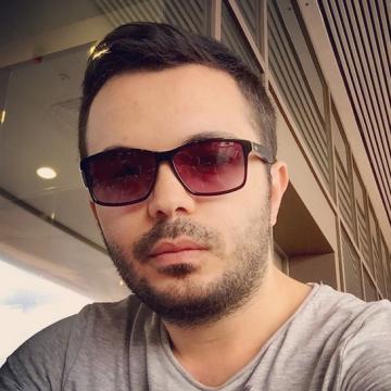 Fatih Duru, 30, Istanbul, Turkey