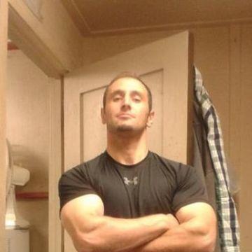 Haki Bakolli, 36, New York, United States