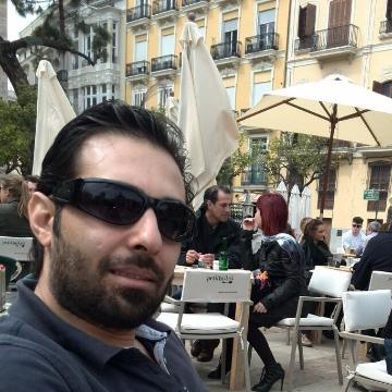 Alan, 29, Valencia, Spain