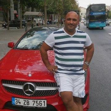 Erdal Tunc, 45, Antalya, Turkey