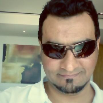 ali, 39, Jeddah, Saudi Arabia
