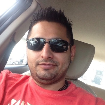 Sahil, 30, Dubai, United Arab Emirates