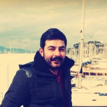 Azat, 30, Istanbul, Turkey