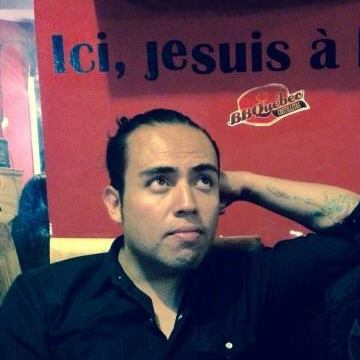 Julian Zoom, 35, Distrito Federal, Mexico