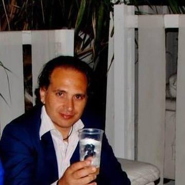 Giuseppe Caggegi, 46, Catania, Italy