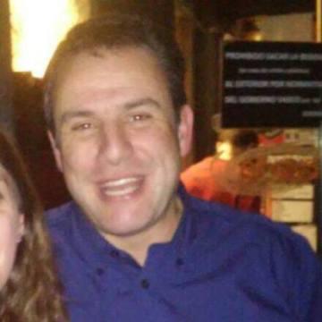 Alicio Goikolea, 47, La Coruna, Spain