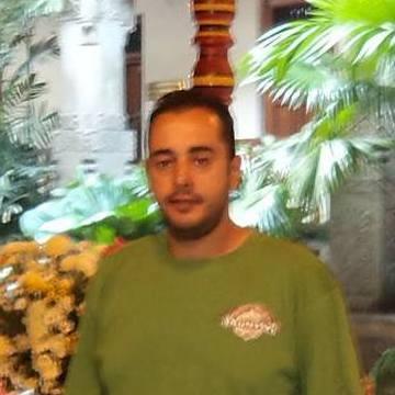 Riad Sabry, 39, Cairo, Egypt