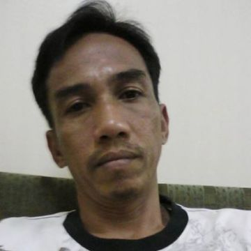 Marty Bansil, 44, Jeddah, Saudi Arabia