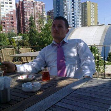 benjamin, 34, Izmir, Turkey