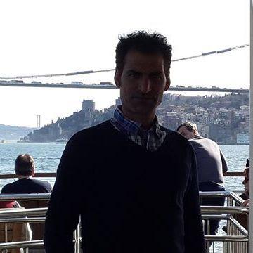 Halit Çevik, 41, Antalya, Turkey