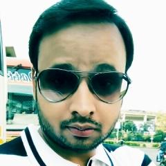 Dinesh Shukla, 33, Mumbai, India
