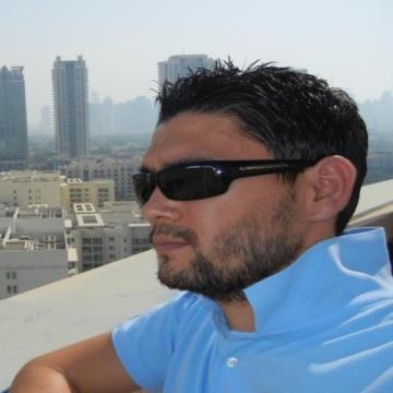 Socrates Wiseman, 35, Dubai, United Arab Emirates
