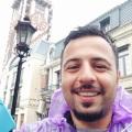 Murat Çalış, 29, Ankara, Turkey