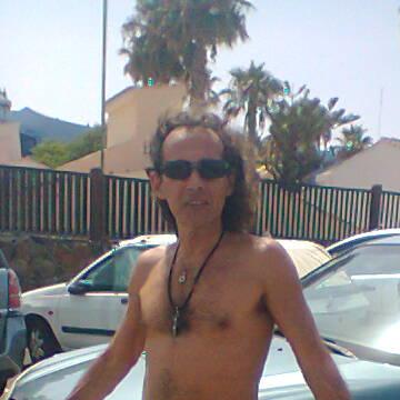racso, 45, Las Palmas, Spain
