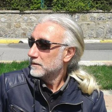Leon Omar Sierra, 49, Istanbul, Turkey