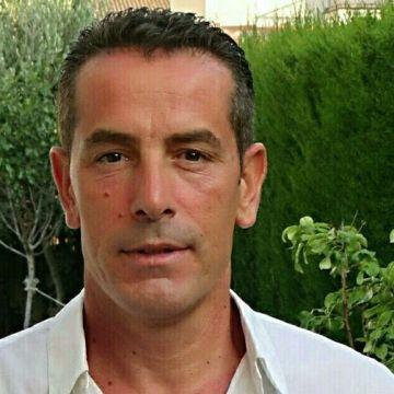 Paco, 51, Barcelona, Spain