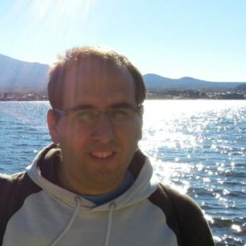 dani diaz velez, 41, Barcelona, Spain